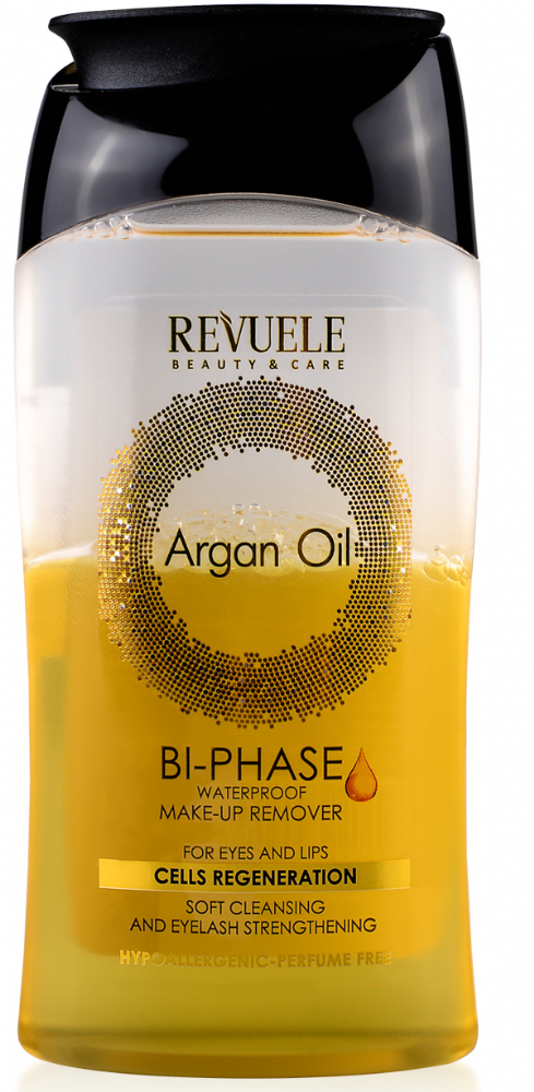 Revuele Argan Oil Bi-Phase Make Up Remover